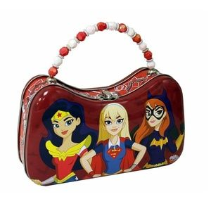 Party Favors - Dc Superhero Collectible Tin Box